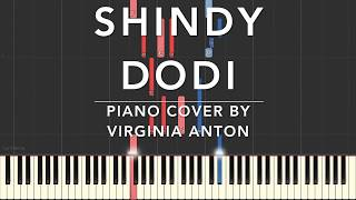 Shindy DODI Piano Cover Tutorial Synthesia