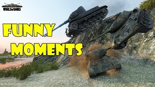 World of Tanks - Funny Moments | Best of March 2018 (Week 3)