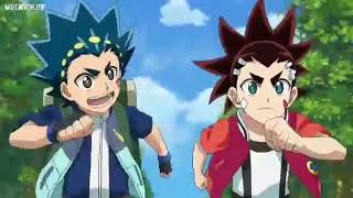 beyblade burst turbo episode 1 english dub part 3 - TH-Clip