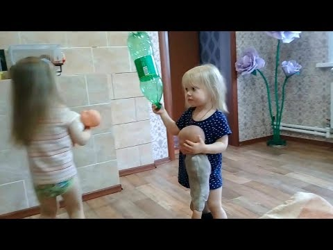 Vlog:Купили Лиле лосины.Разборки девочек)У окулиста.Пою для вас)