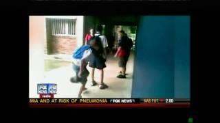 Bully gets body slammed at school by victim. FOX NEWS