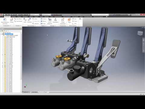 Autodesk Vault - Inventor AnyCAD Support