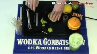 Cocktails.de - Dekoration Springtime Cooler Cocktail