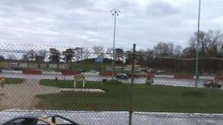 Backup Race-Jefferson Speedway-Spooky Fest Tournament Of Destruction