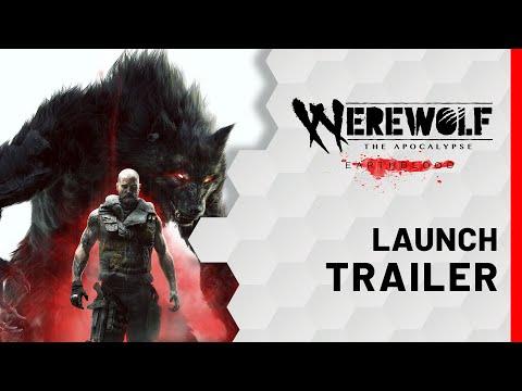 Launch Trailer de Werewolf : The Apocalypse Earthblood