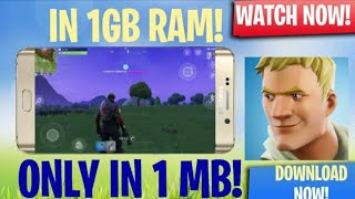 download fortnite on android highly compressed - TH-Clip