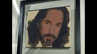 Marco Antonio Solis Portrait - Custom Order by Krafty Max Originals