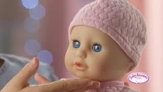 """Кукла Веселый малыш Baby Anabell от компании Интернет-магазин """"Timatoma"""" - видео"""