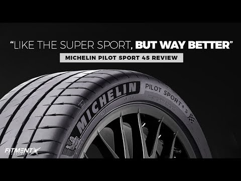 Driving Review - Michelin Pilot Sport 4S