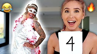 HUSBAND SURPRISES ME THESE HALLOWEEN COSTUMES... **HILARIOUS**