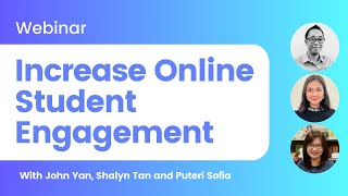 Teaching Online: Best Practices to Engage Students Virtually | Webinar