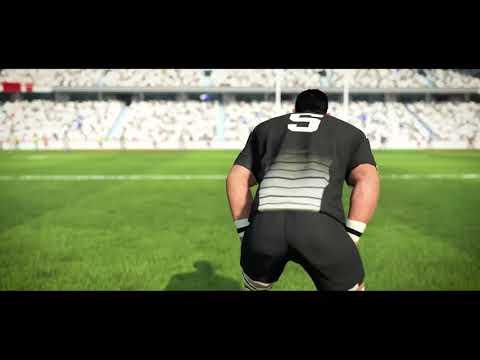 RUGBY 22 REVEAL TEASER de Rugby 22