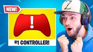 World's *BEST* Fortnite Controller is HERE!
