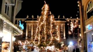 preview picture of video 'Weihnachtsmarkt Impressionen Wuppertal Barmen 13.12.2012 Full HD TV21NRW'