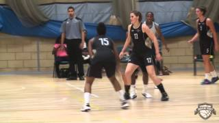 preview picture of video 'Barking Abbey vs Notre Dame Fighting Irish Women's Basketball'