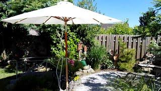 Sonnenschirm reparieren