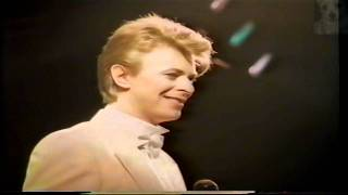 Tina Turner & David Bowie  - Tonight (1985)