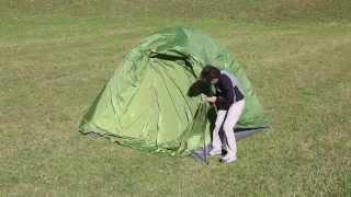 Туристическая палатка 4-х местная Ferrino Tenere 4 от компании Интернет-магазин «SportOPT. CO. UA» - видео