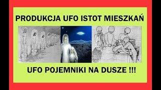 Tajemnicze bramy, kryształowe sarkofagi i linia produkcyjna nowych UFO istot GMO