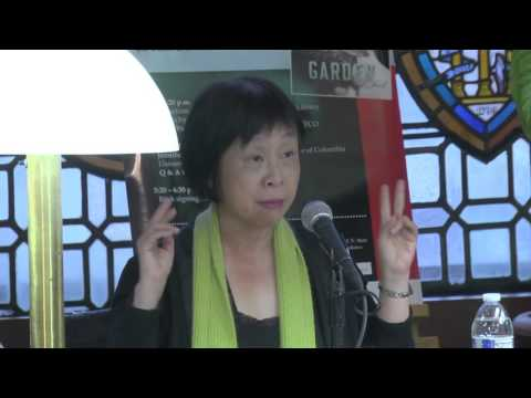 "Li Ang and her ""Lost Garden"""