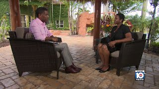 First Lady of Haiti Martine Moïse sits down with Local 10 for exclusive interview