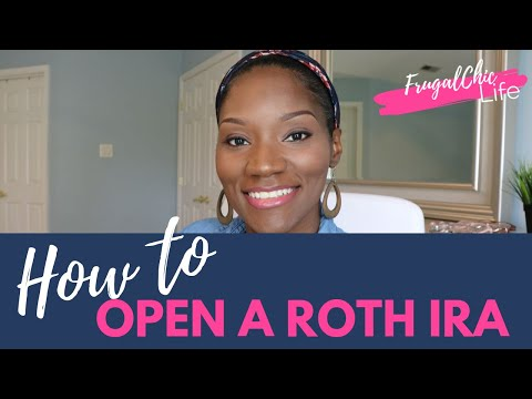 , title : 'How to Open a Roth IRA in 5 Easy Steps