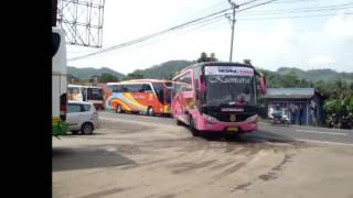 Parade 30 Bus Jambore Bismania Community VII  @Dreamland 2016