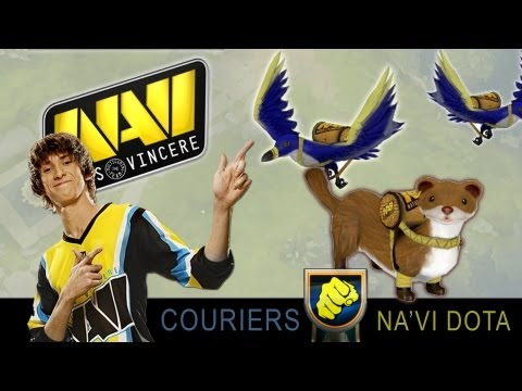 Na'Vi New Couriers
