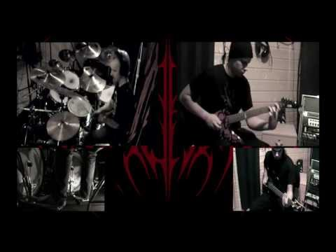 Abhordium - Babylon's Pride cover (Decapitated) instrumental