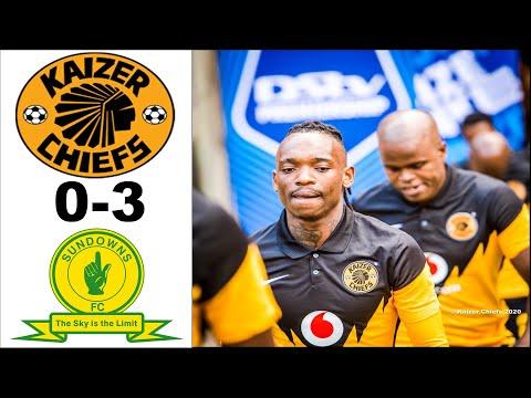 Kaizer Chiefs vs Mamelodi Sundowns (24/10/2020)| DSTVPrem
