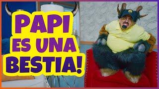 Daniel El Travieso - Papi Es Una Bestia! (TEMPORADA 2 - EPISODIO 15)