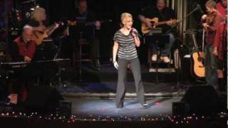 Mindy Snow performing Rockin Little Christmas