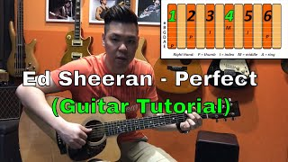 Ed Sheeran - Perfect (Guitar Tutorial)