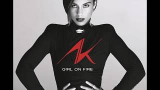 Alicia Keys ‎– Girl On Fire Full Album (2012)