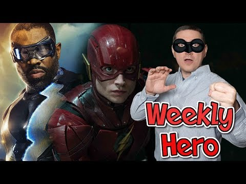 Black Lightning Has Strong Debut, Flashpoint Lands Directors - The Weekly Hero