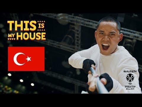 Türkiye için buna değer | This is My House | FIBA Basketball World Cup 2019