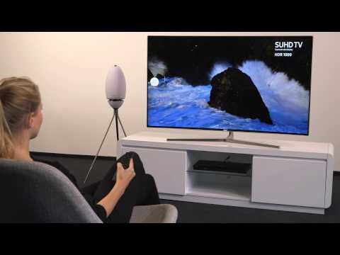 Samsung Smart TV: Externe Lautsprecher