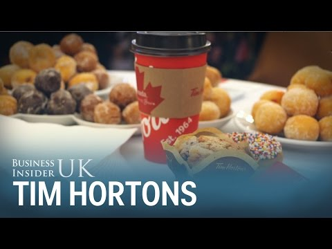 Popular Canadian Coffee Chain Tim Hortons Is Coming To The UK – Here's What To Expect