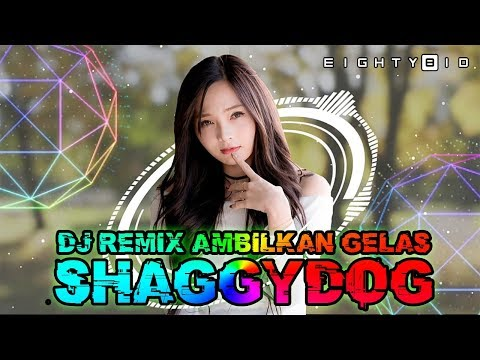 AMBILKAN GELAS🍻[Shaggydog] DJ Remix Slow Mantap Buat Goyang
