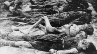Hrůzy holocaustu