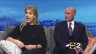 Jennifer of One. on ABC Midday