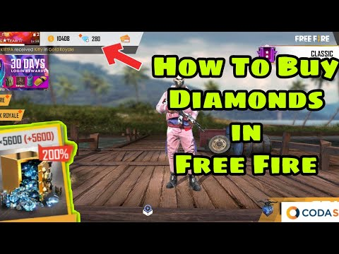 HOW TO BUY DIAMOND IN FREEFIRE /CODASHOP |GARENA