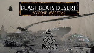 Coronel Beast beats desert at Dakar stage 11 2018WTF