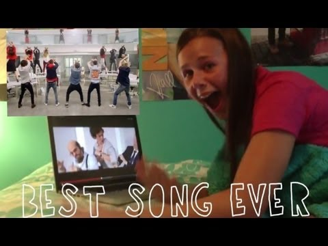 Reaction to BSE Music Video!