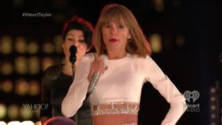 Taylor Swift Shake It Off iHeart Secret Session