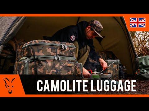 Husa lansete Fox Camolite Rod Case 2+2 12ft