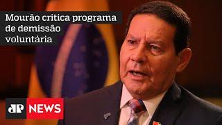 Equipe econômica tenta reverter demissão do presidente do BB, André Brandão