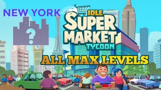 idle supermarket tycoon max level mars - TH-Clip
