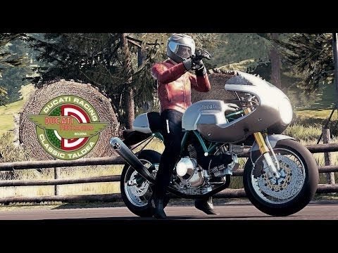 Ride 2 Ducati SportClassic 1000 Paul Smart Limited Edition 2006
