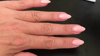 The Gel Bottle Inc BIAB 18 - Infill - Natural Nail Overlay